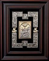 Икона Георгий Победоносец 50х40х4 см San 161