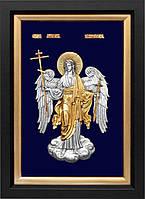 Икона Св. Ангел Хранитель 29х22х4 см San 204