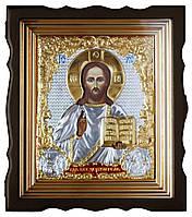 Икона Господь Вседержитель 30х27х5 см San 183