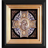 Икона Панагия Богородица 27х25х4 см San 185