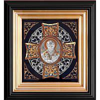 Икона Николай Чудотворец 27х25х4 см San 187