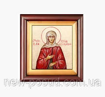 Икона Святая блаженная Ксения Петербургская 25,5X23,5X4,5 см 01-351