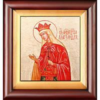 Икона Святая мученица Александра Римская 25,5X23,5X4,5 см 01-065