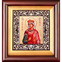 Икона Святая мученица Царевна Ольга Романова 25,5X23,5X4,5 см 02-552
