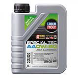 Синтетическое моторное масло - SPECIAL TEC AA 0W-20   1 л., фото 2
