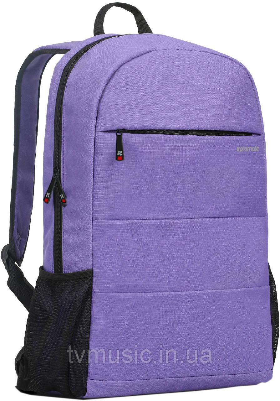 "Рюкзак для ноутбука Promate Alpha-BP 15.6"" Blue"