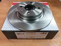 "Тормозной диск передний DACIA LOGAN II, MCV II, SANDERO, II; RENAULT CLIO  - ""ABS"" ABS17619 - Нидерланды , фото 1"