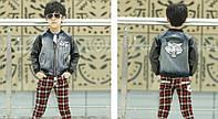 Джинсовая курточка на мальчика, Д-612-О, фото 1