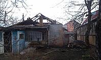 Демонтаж домов, дач