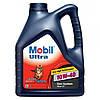 Полусинтетическое моторное масло Mobil Ultra 10W-40 4 л