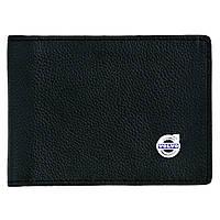 Кожаный бумажник двойного сложения с эмблемой VOLVO, фото 1