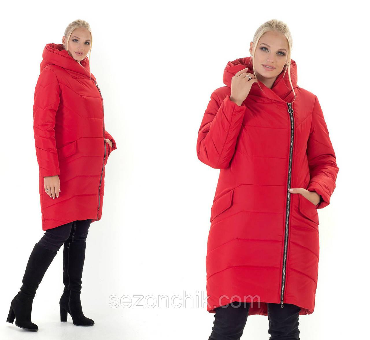 Зимнее пальто женское интернет магазин