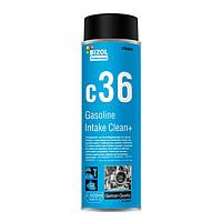 Очиститель бензинового впускного тракта - BIZOL Gasoline Intake Clean+c36 0,5 л.