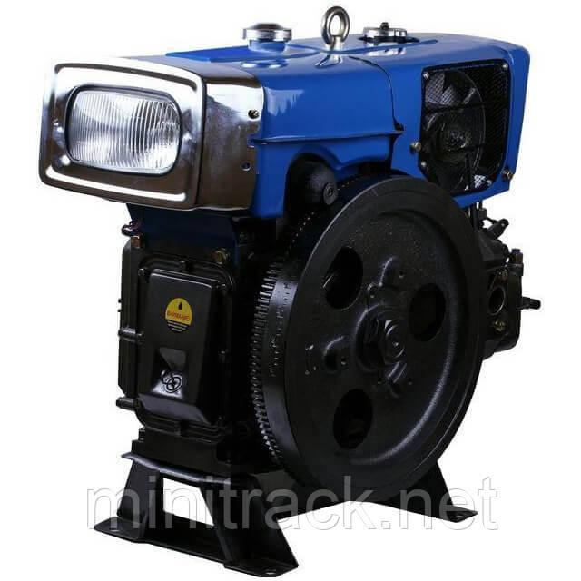 Мотор для мототрактора DW 160LX, JD16 (полный комплект)