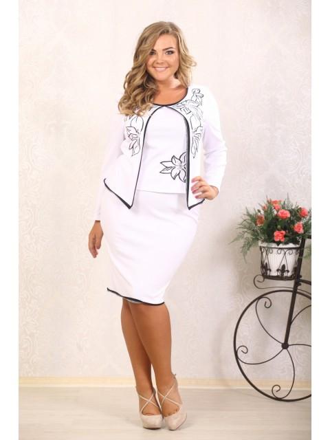Женские спортивные костюмы белые с доставкой
