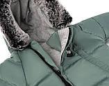 Зимовий конверт Bair North premium хакі, фото 6