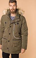Мужская куртка MR520 MR 102 1664 0819 Khaki