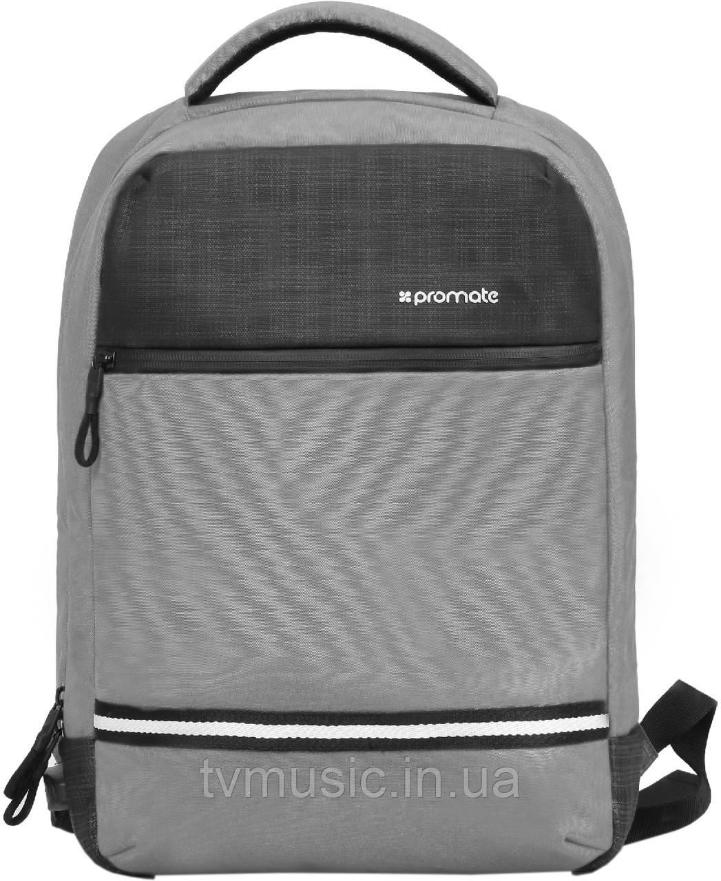 "Рюкзак для ноутбука Promate Explorer-BP 13.3"" Grey"
