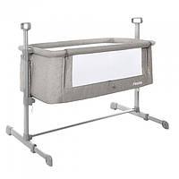 Детская кровать CARRELLO Festa CRL-8401 Neutral Grey