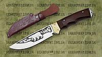 Нож охотничий МЕДВЕДЬ GW