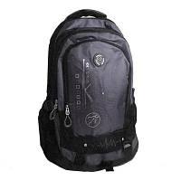 Рюкзак Ортопедический GXL 8-51 Черный для учебы и повседневного активного использования