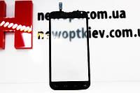 Тачскрин (Сенсор дисплея) LG D410 Optimus L90 Dual Sim черный H/C