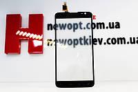 Тачскрин (Сенсор дисплея) LG D686 G Pro Lite Dual черный H/C