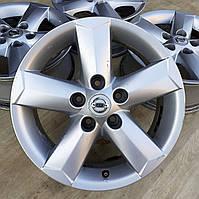 Диски Nissan R16 5x114 6,5j ET40 Juke Leaf Qashqai Teana Primera Tiida