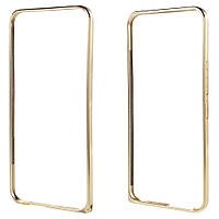 Чехол бампер Hippocampal Buckle для HTC One M9 plus золотой