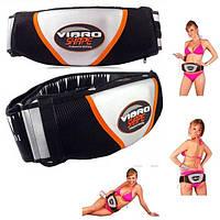 Вибрационный пояс массажер Vibro Shape для похудения в домашних условиях