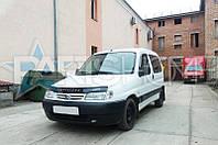 Дефлектор Капота Мухобойка Peugeot Partner 1997-2002
