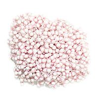 Тычинки сахарные РОЗОВЫЕ, 75-85 нитей, 160 головок