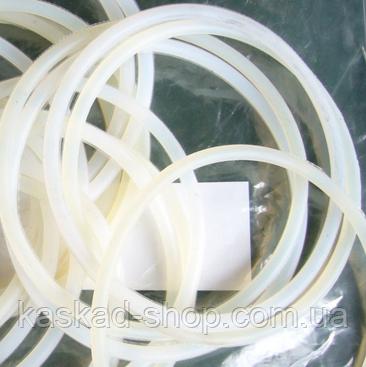 Кольцо уплотнительное 130х4 (цилиндр)  Татра 815, фото 2