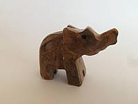 Слон из оникса статуэтка