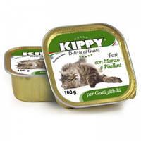 Консервы Kippy Cat (Киппи) паштет из говядины и гороха (502834), фото 1