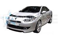 Дефлектор Капота Мухобойка Renault Fluence (До 2013 г.в.)
