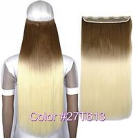 Накладные волосы на заколках термо Тресса № 27т613