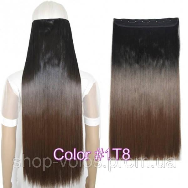 Накладные волосы на заколках термо Тресса № 1т8