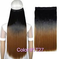 Накладные волосы на заколках термо Тресса № 1т27
