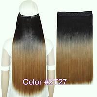 Накладные волосы на заколках термо Тресса № 2т27