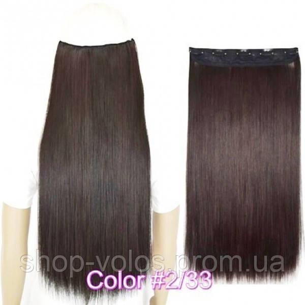 Накладные волосы на заколках термо Тресса № 2-33