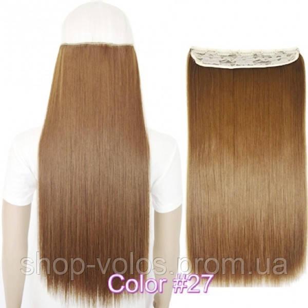 Накладные волосы на заколках термо Тресса № 27