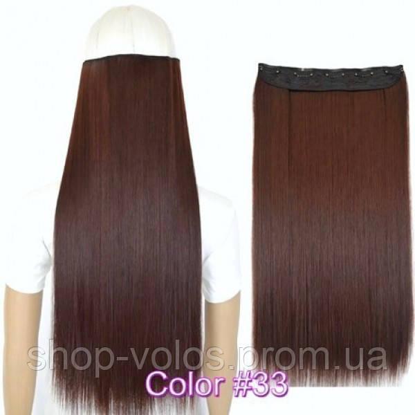 Накладные волосы на заколках термо Тресса № 33
