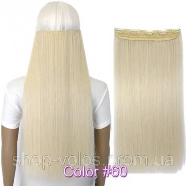 Накладные волосы на заколках термо Тресса № 60