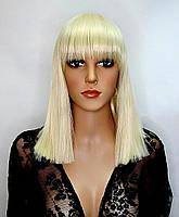 Парик № 30-A , цвет: блонд, длина 42 см