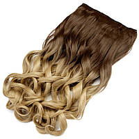 Накладные волосы на заколках термо Тресса № 8т25K
