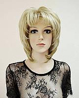 Парик № 81010-16H613 короткий, цвет: мелированный блонд, фото 1