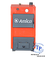 Твердотопливный котел Амика Оптима (Amica Optima) мощностью 18 кВт