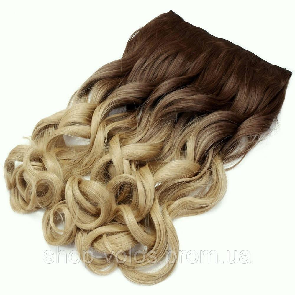 Накладные волосы на заколках термо Тресса № 8т24K
