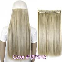 Накладные волосы на заколках термо Тресса № 16P613